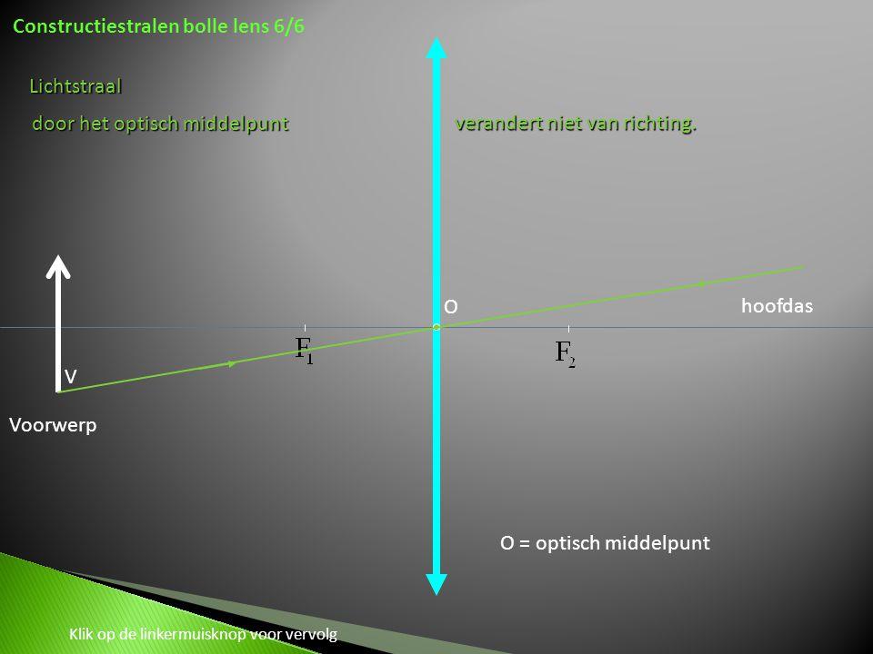 Constructiestralen bolle lens 6/6