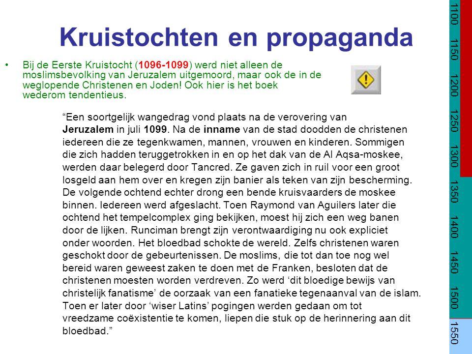 Kruistochten en propaganda