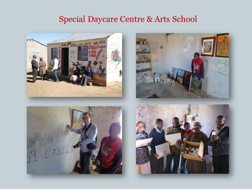 Special Daycare Centre & Arts School