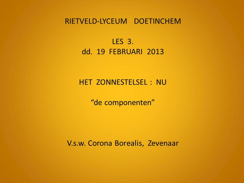 RIETVELD-LYCEUM DOETINCHEM LES 3. dd