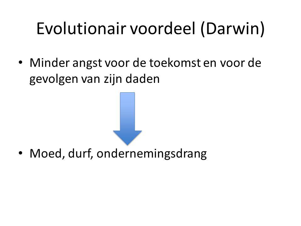 Evolutionair voordeel (Darwin)