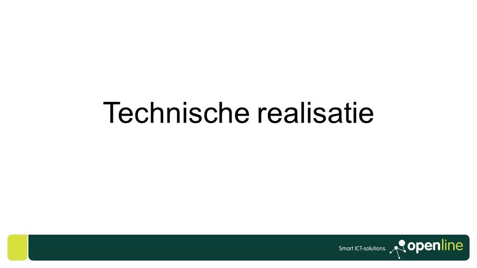 Technische realisatie