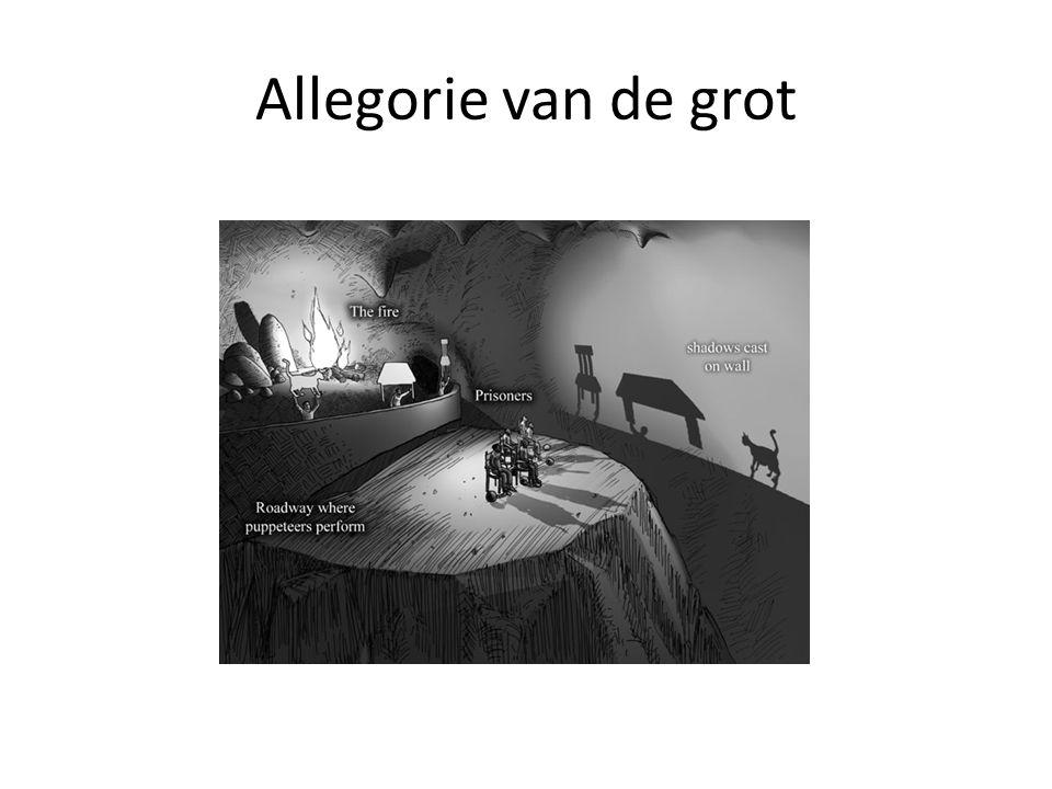 Allegorie van de grot