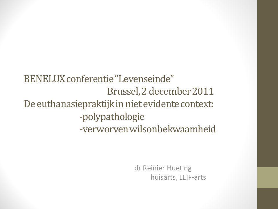 dr Reinier Hueting huisarts, LEIF-arts