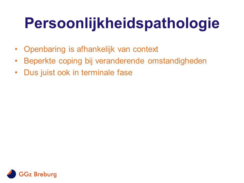 Persoonlijkheidspathologie