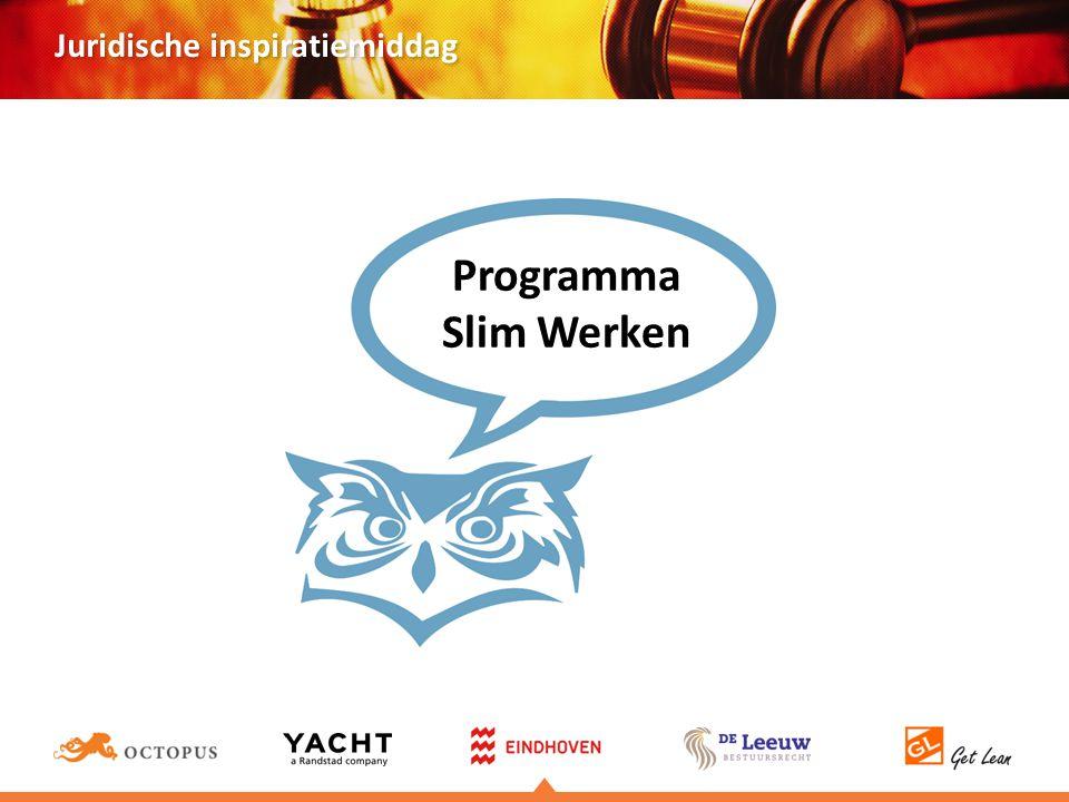 Programma Slim Werken
