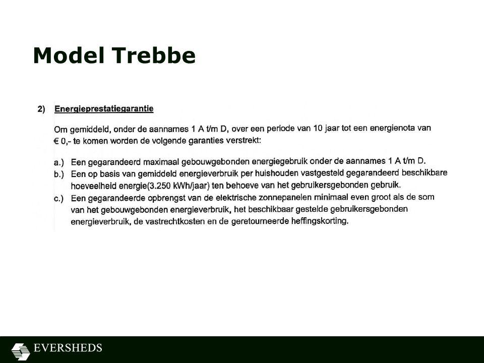Model Trebbe