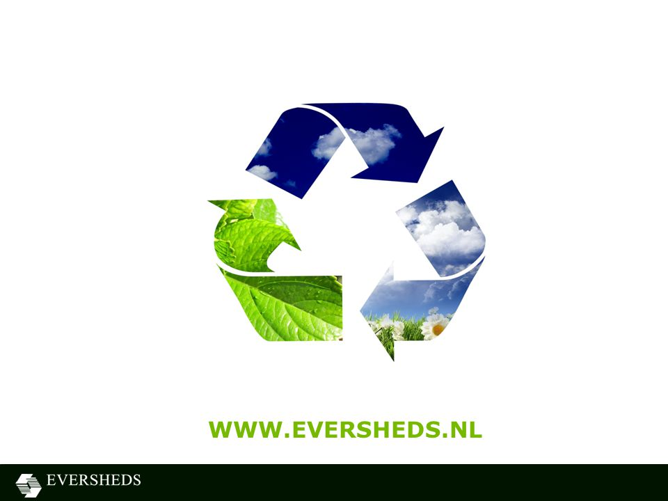 WWW.EVERSHEDS.NL