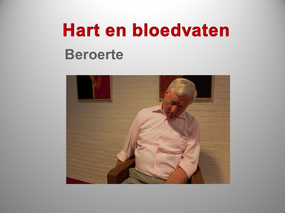 Hart en bloedvaten Beroerte