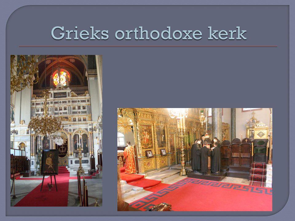 Grieks orthodoxe kerk
