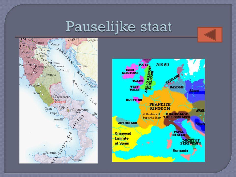 Pauselijke staat