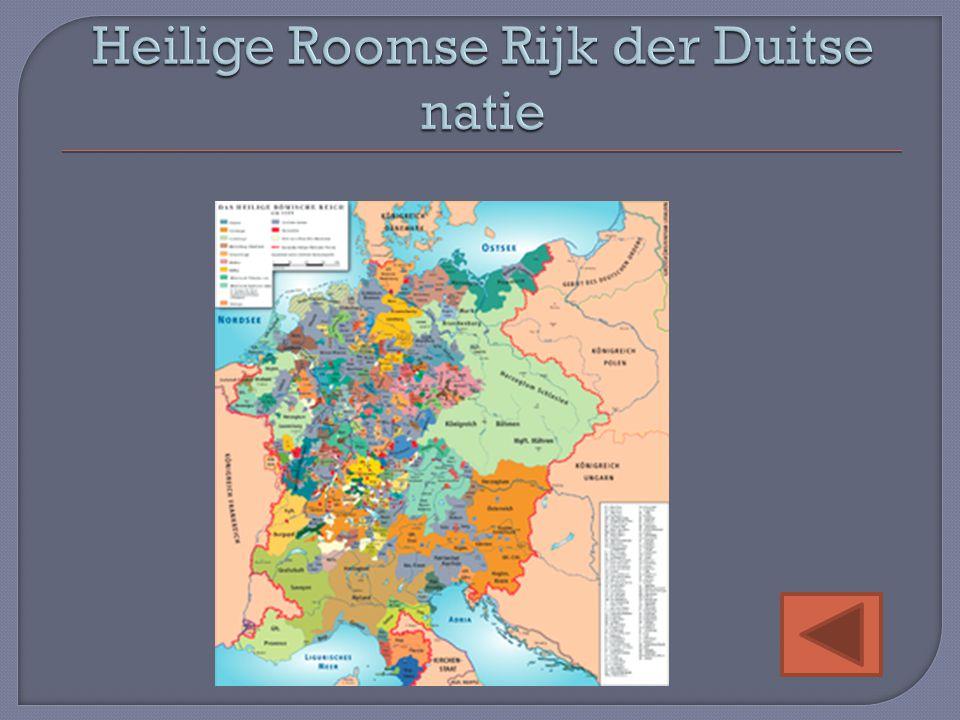 Heilige Roomse Rijk der Duitse natie