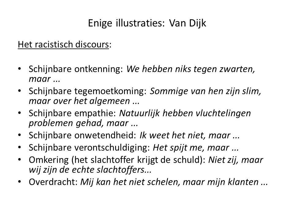Enige illustraties: Van Dijk
