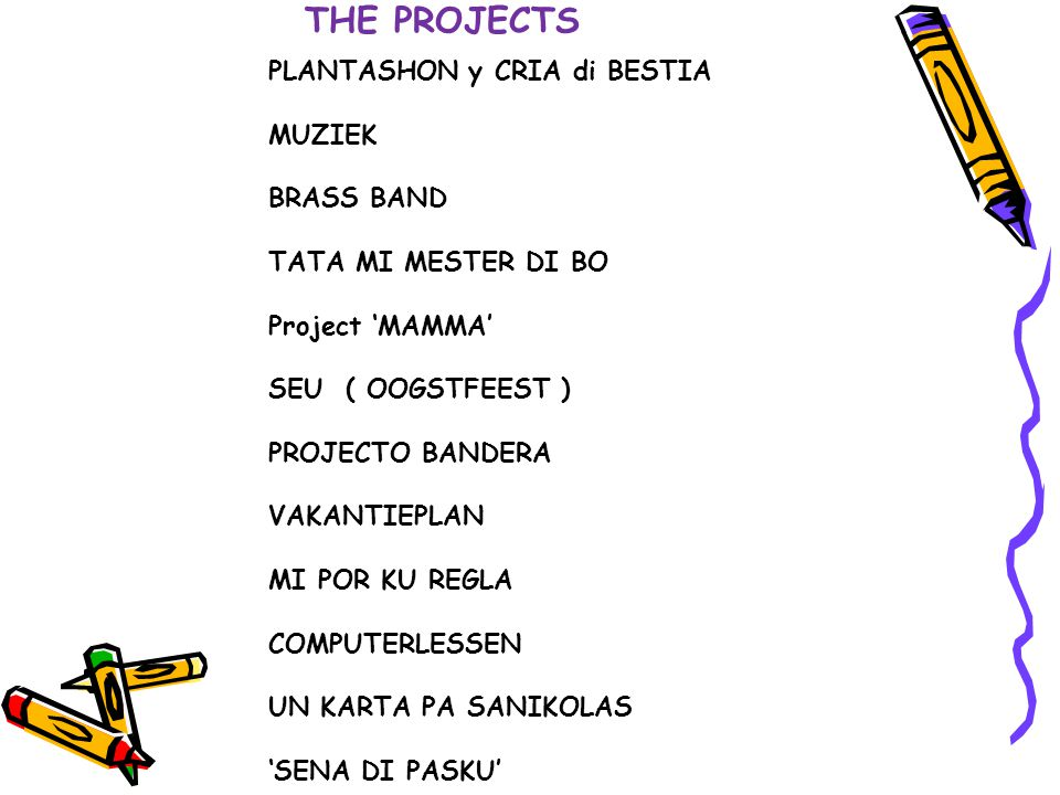 THE PROJECTS PLANTASHON y CRIA di BESTIA MUZIEK BRASS BAND