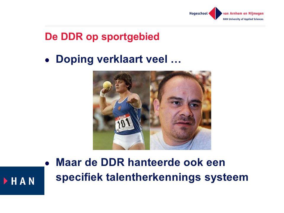 Doping verklaart veel …