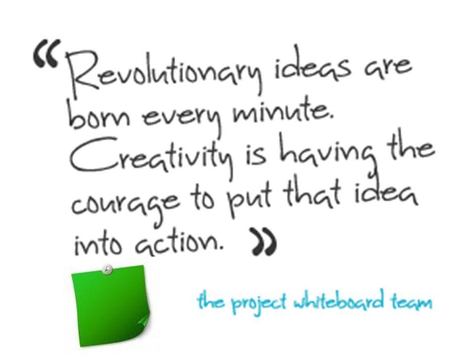 Schrijf het meest inspirerende idee op je groene post-it en plak het op je bureau, in je agenda,… (een plek waar je vaak de post-it zal zien).