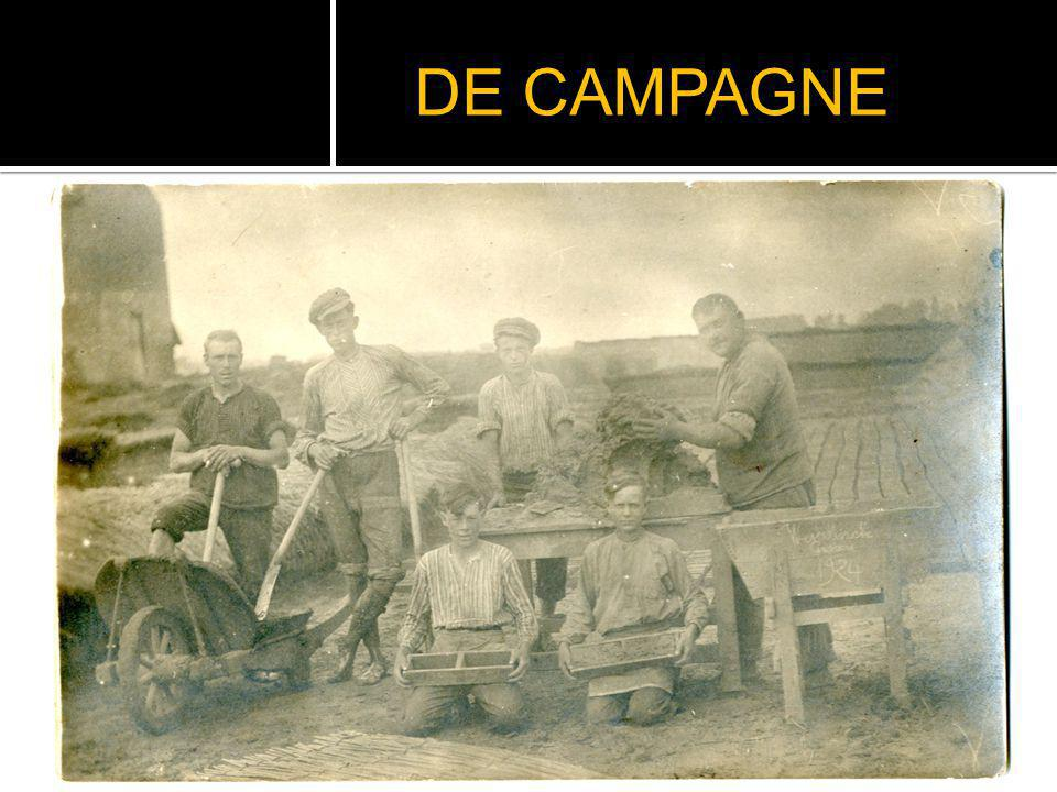 DE CAMPAGNE Story Tellers - Every Success Story has a History