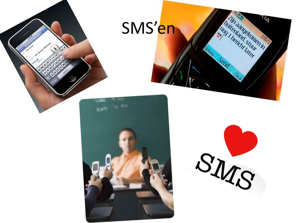 SMS'en