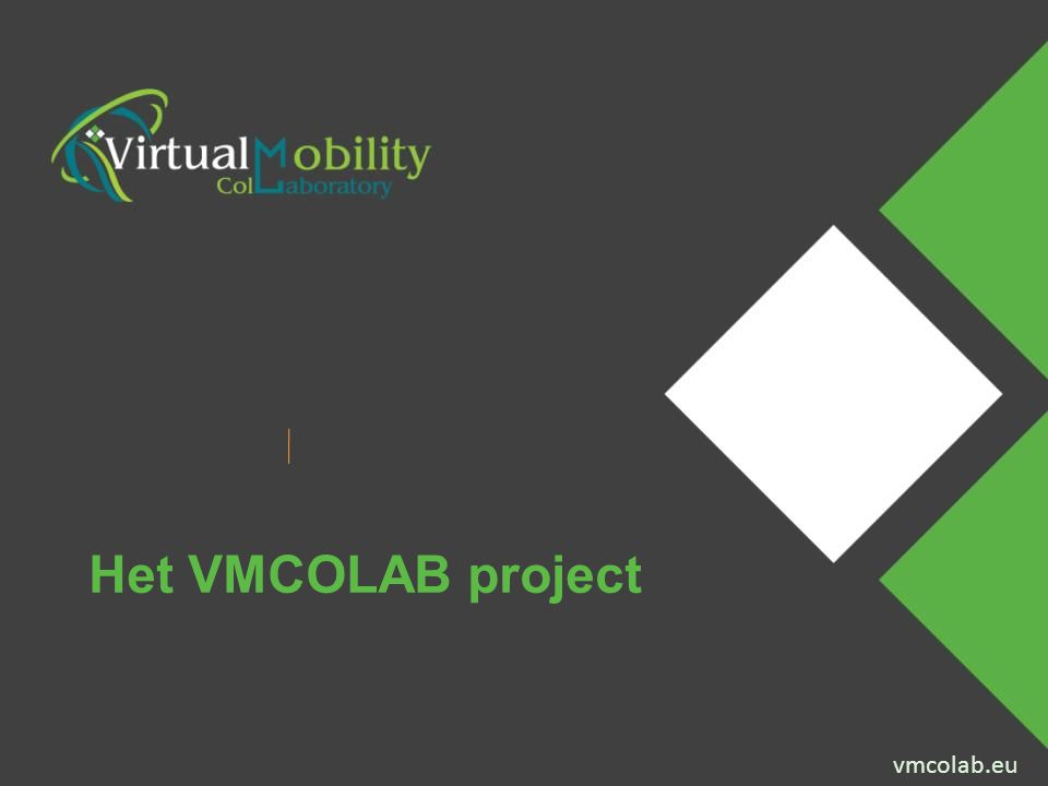 Het VMCOLAB project