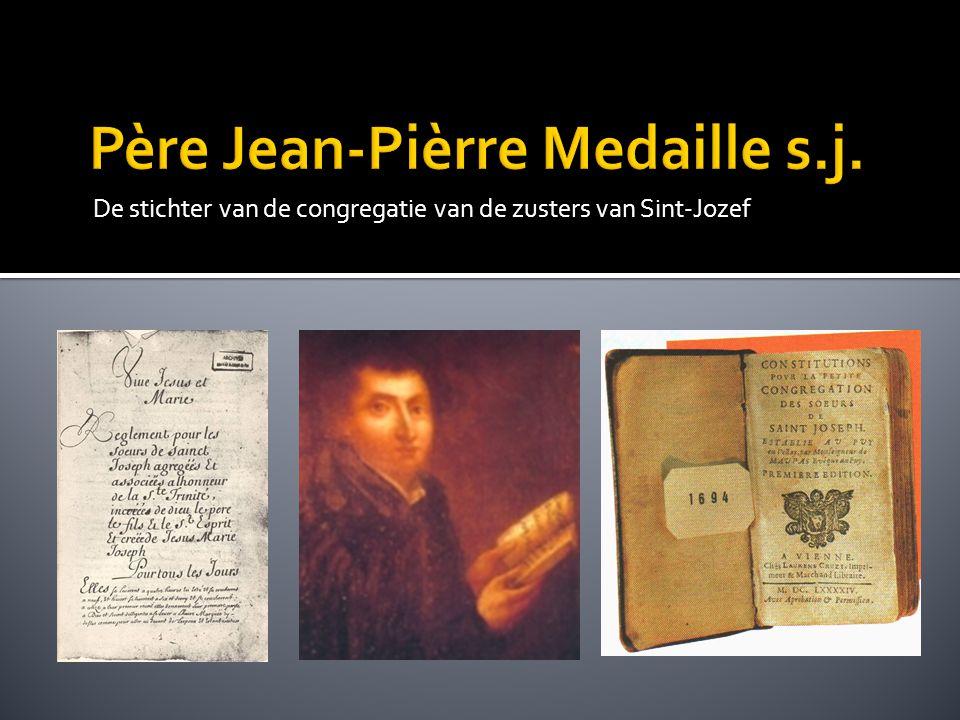 Père Jean-Pièrre Medaille s.j.