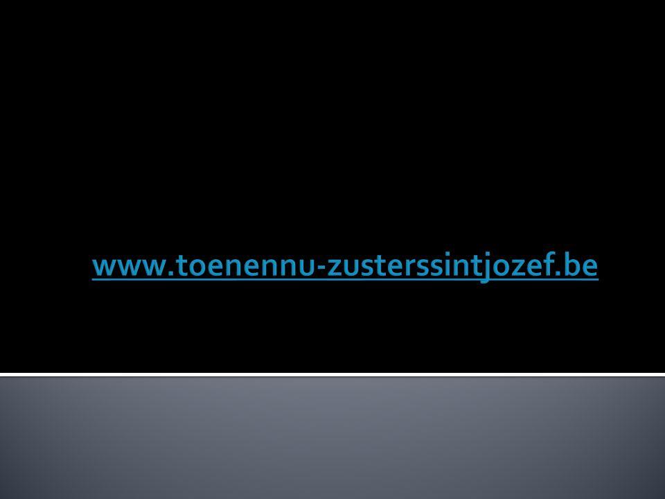 www.toenennu-zusterssintjozef.be