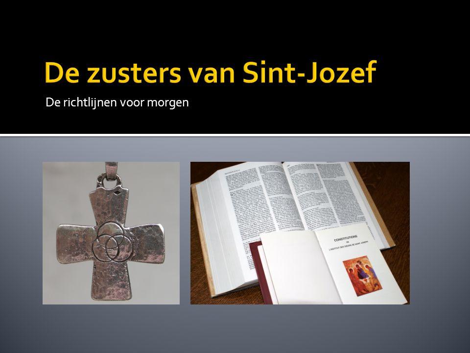 De zusters van Sint-Jozef