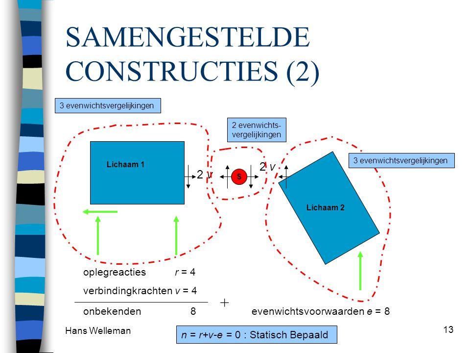SAMENGESTELDE CONSTRUCTIES (2)