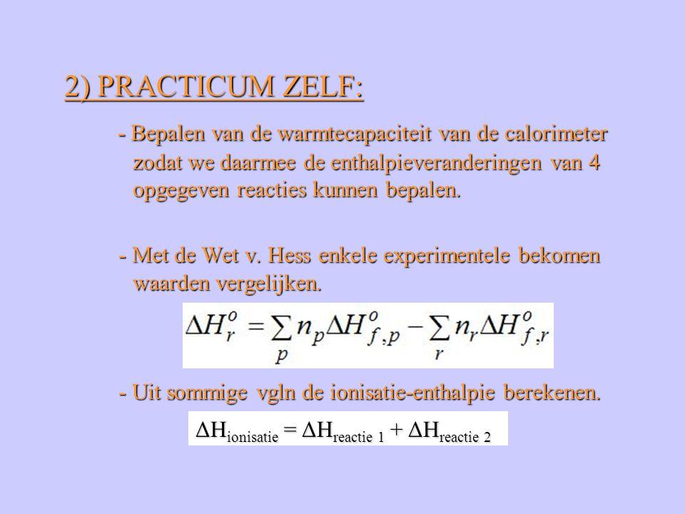 2) PRACTICUM ZELF: