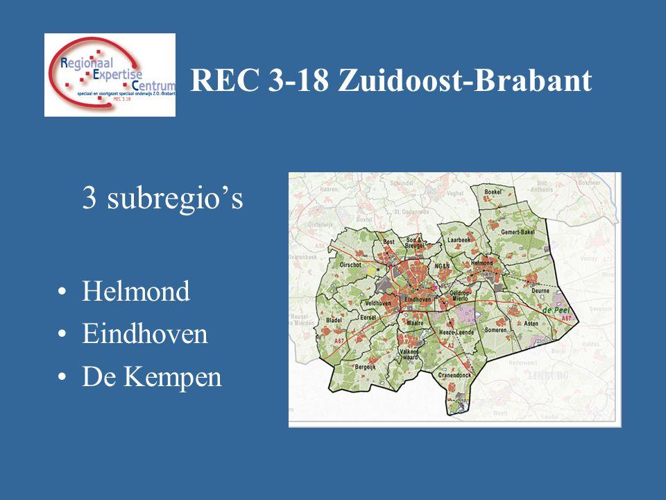 REC 3-18 Zuidoost-Brabant