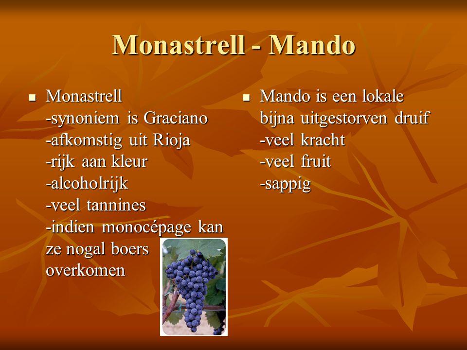 Monastrell - Mando