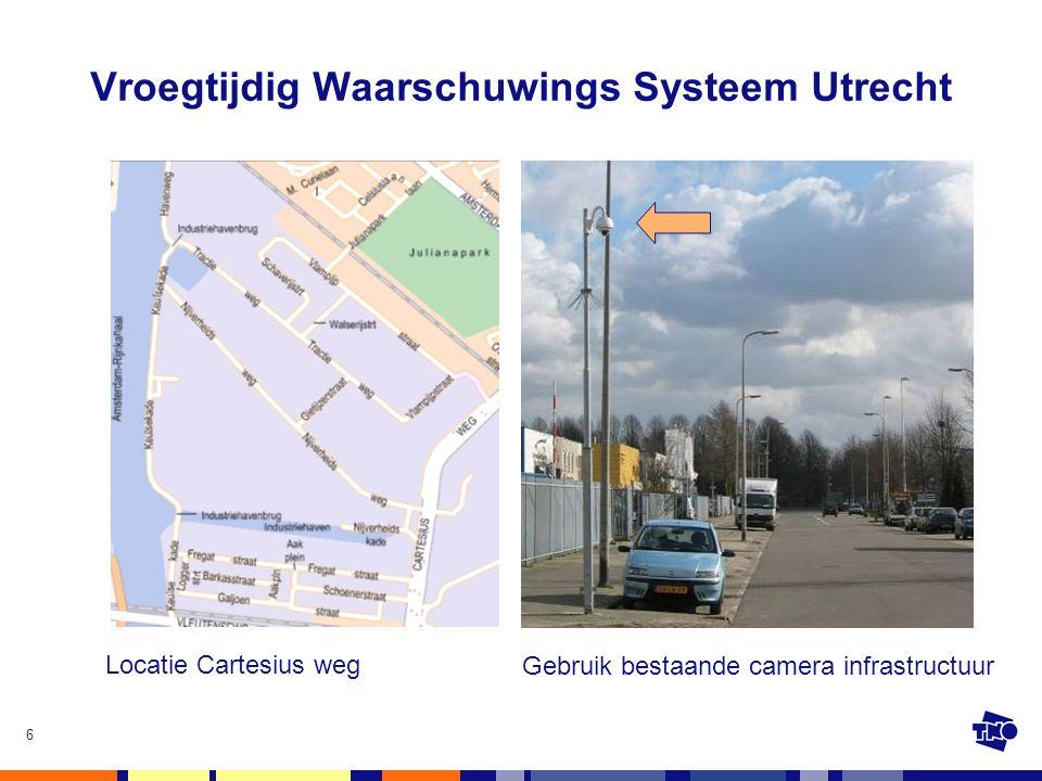 Vroegtijdig Waarschuwings Systeem Utrecht