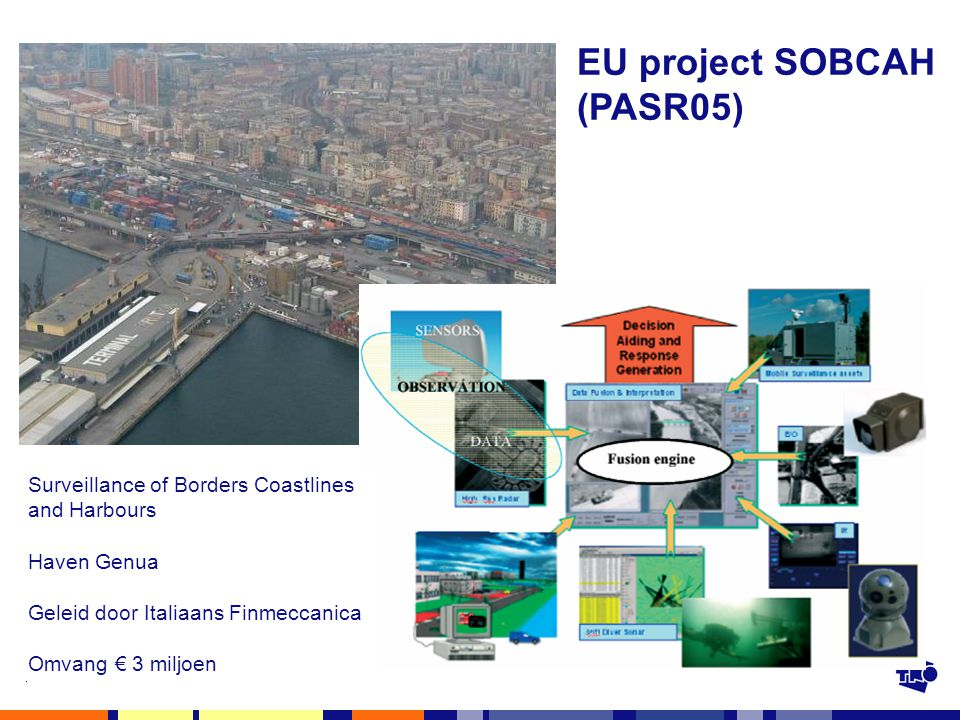 EU project SOBCAH (PASR05)