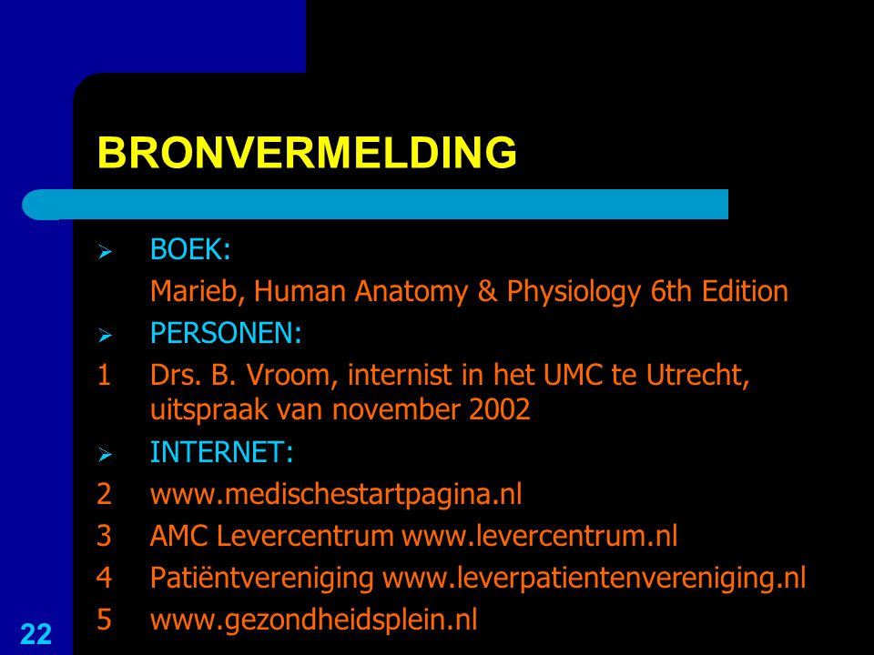 BRONVERMELDING BOEK: Marieb, Human Anatomy & Physiology 6th Edition