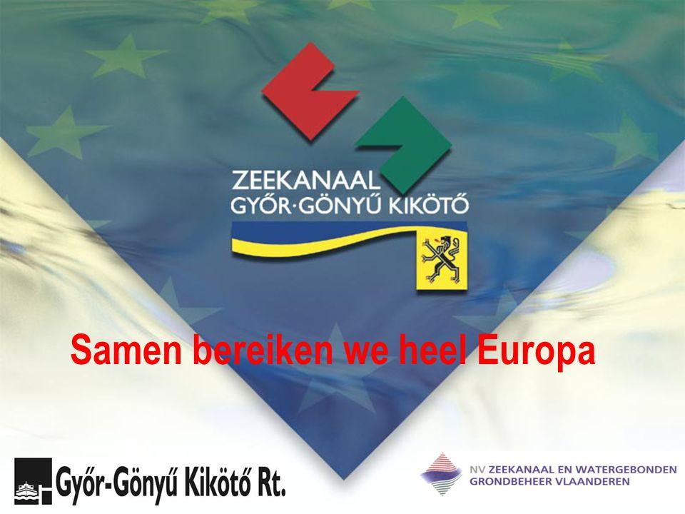 Samen bereiken we heel Europa