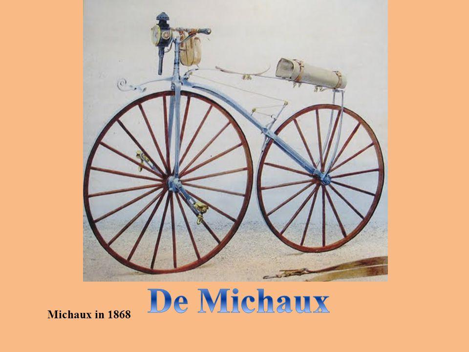 De Michaux Michaux in 1868