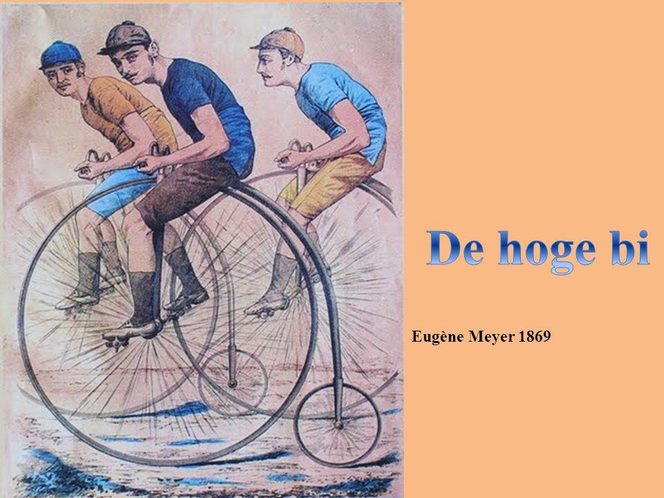 De hoge bi Eugène Meyer 1869