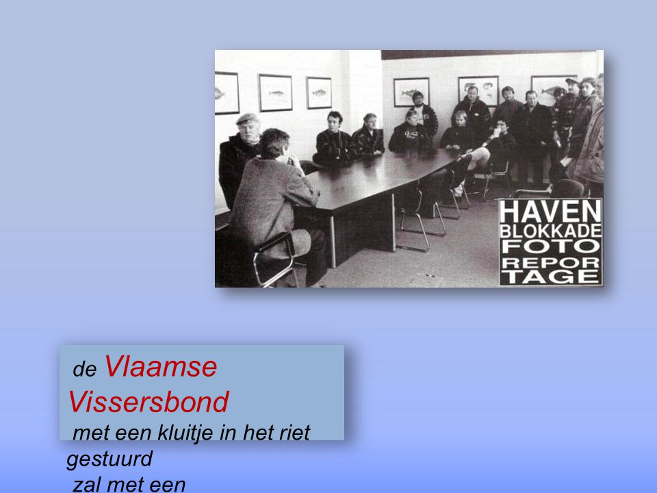 de Vlaamse Vissersbond