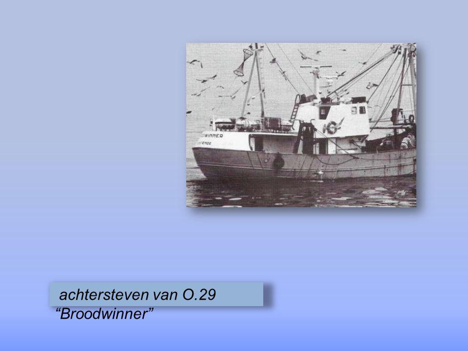 achtersteven van O.29 Broodwinner