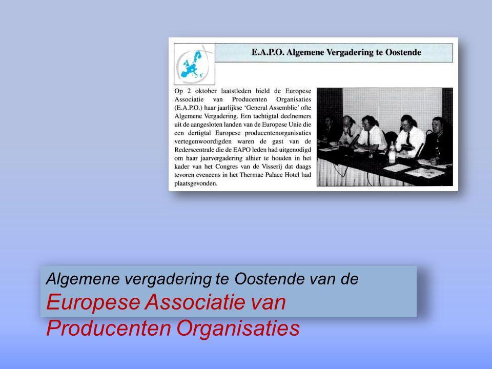 Europese Associatie van Producenten Organisaties
