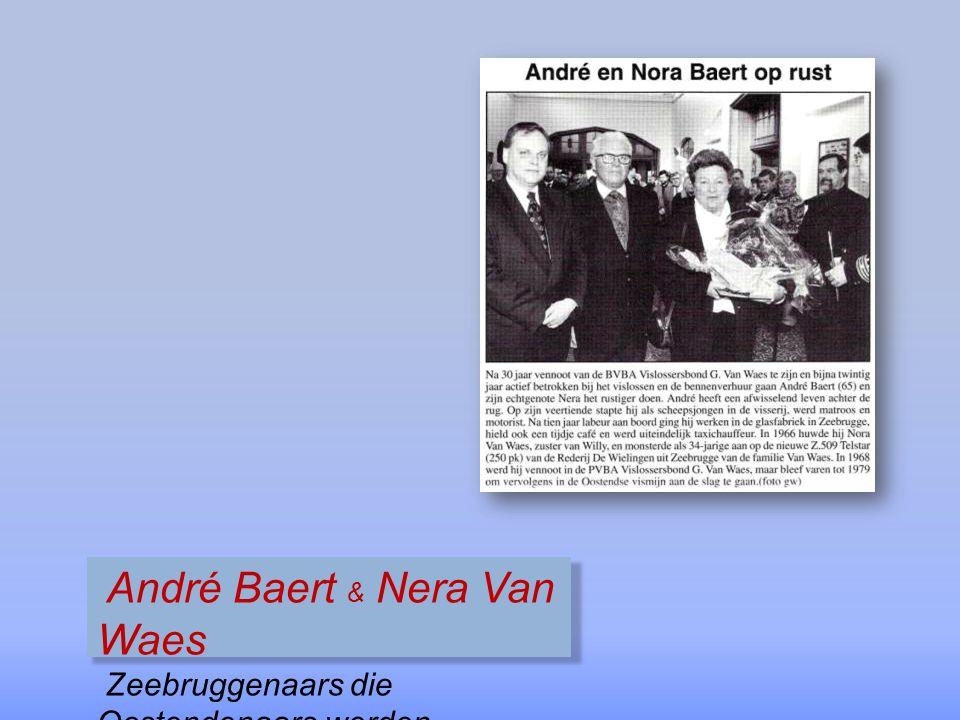 André Baert & Nera Van Waes