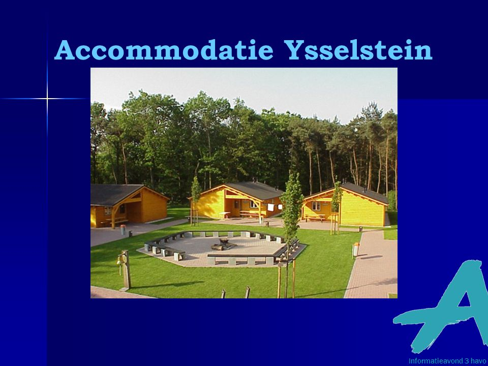 Accommodatie Ysselstein