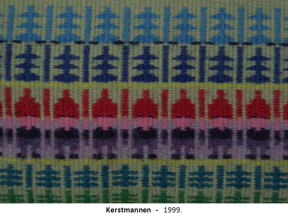Kerstmannen - 1999.