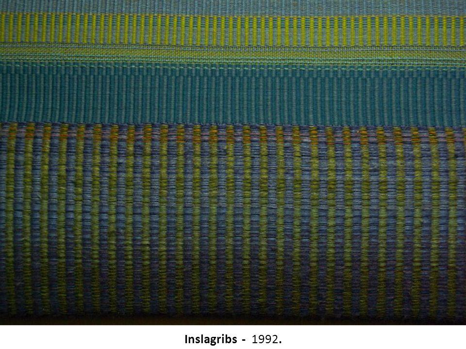 Inslagribs - 1992.