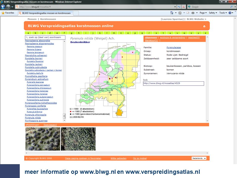 meer informatie op www.blwg.nl en www.verspreidingsatlas.nl