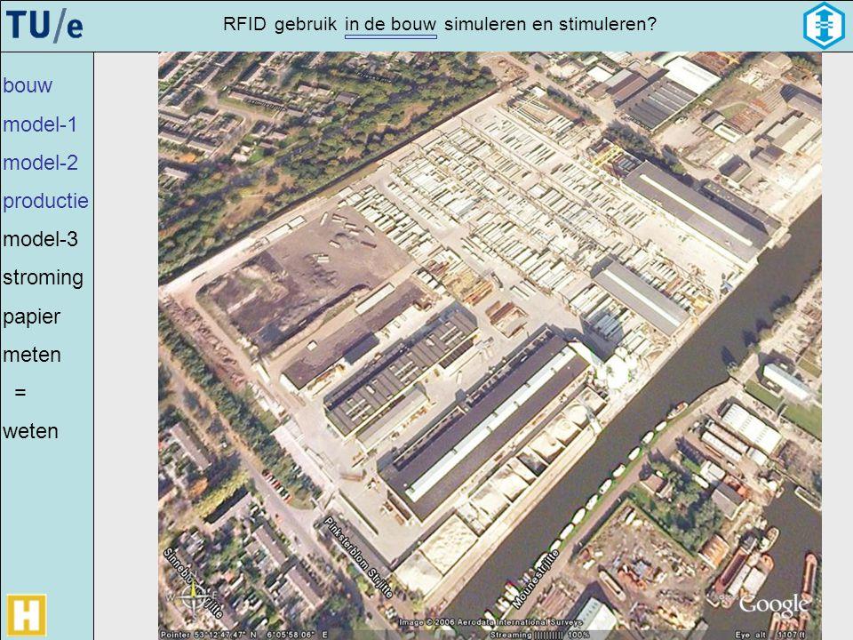 Onderzoek Producent Opslag tasveld informatieoverdracht bouw model-1