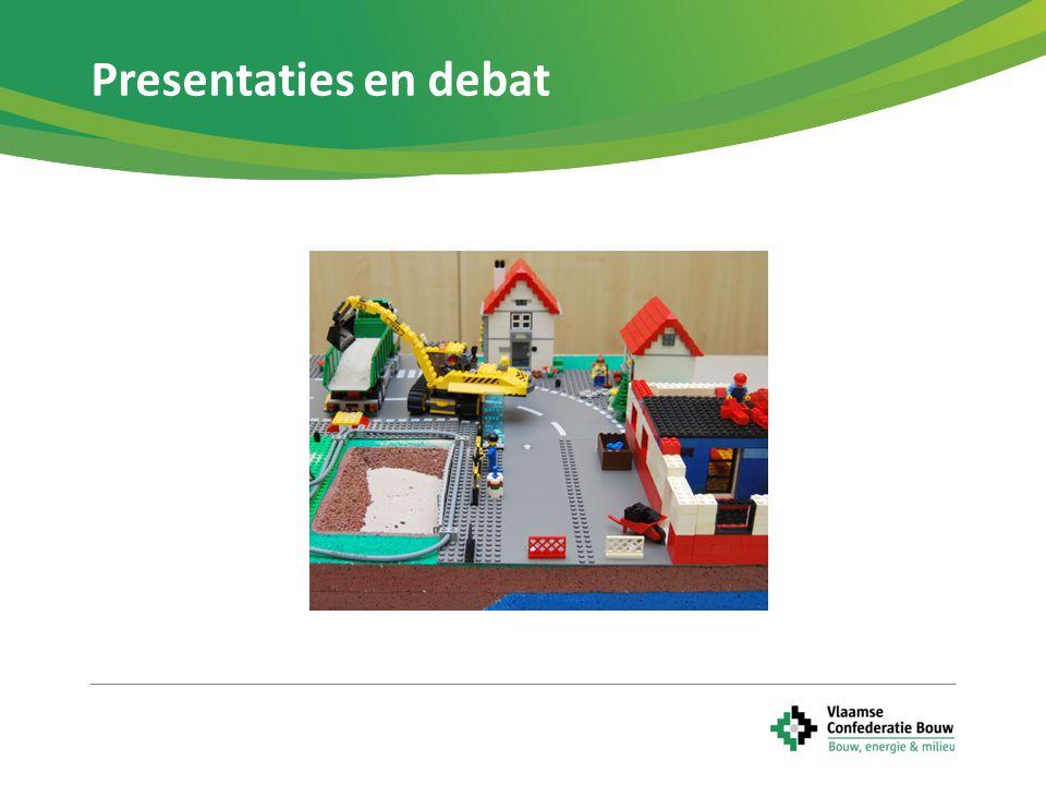 Presentaties en debat
