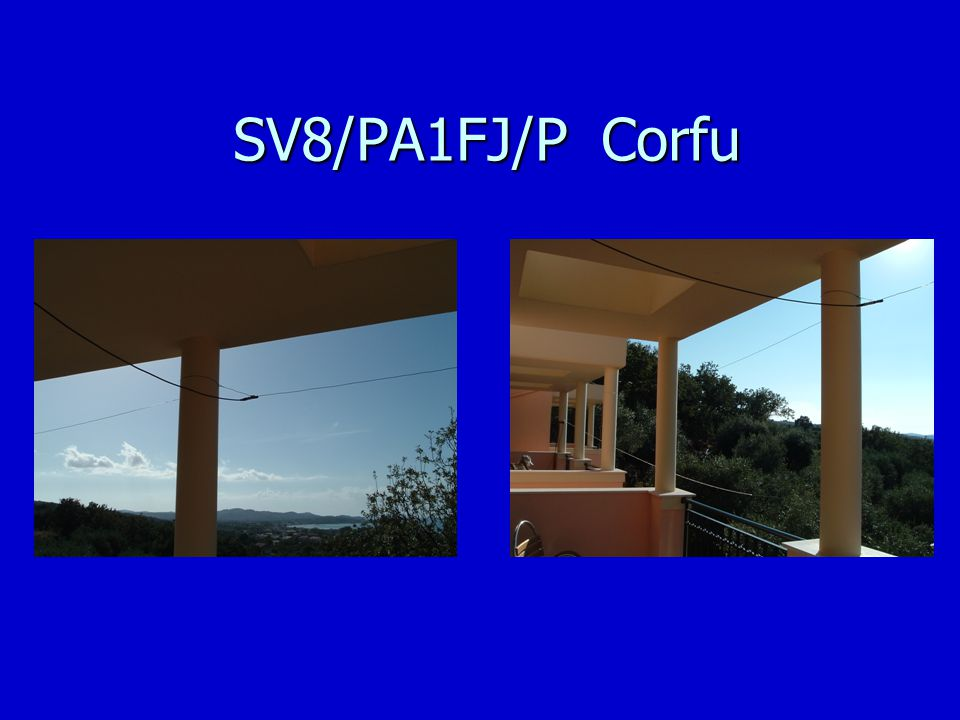 SV8/PA1FJ/P Corfu