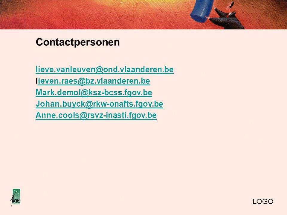 Contactpersonen lieve.vanleuven@ond.vlaanderen.be