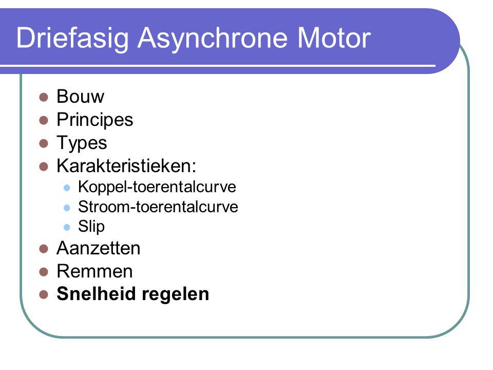 Driefasig Asynchrone Motor