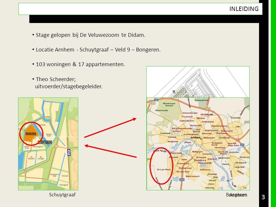 INLEIDING 3 Stage gelopen bij De Veluwezoom te Didam.